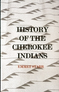 History of the Cherokee Indians by Emmett Starr.  My Cordry ancestors are in here.