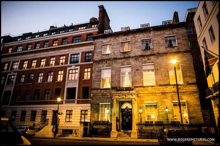 Chandos House in London