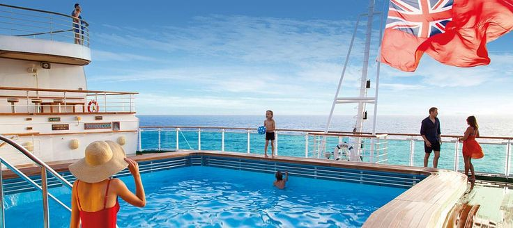 Lets Cruise Ltd offers affordable package for Cunard Cruises in New Zealand.