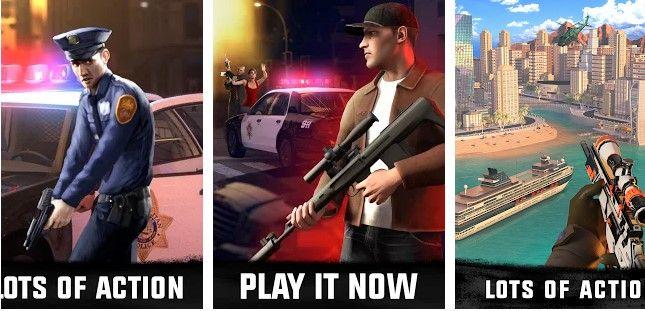 Shooting Games: Sniper 3D Gun Shooter | ApkHubs | Shooting