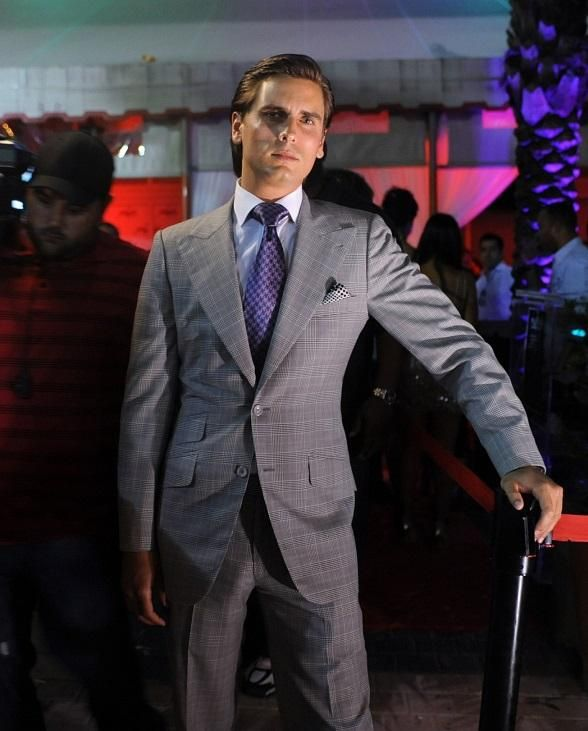 Scott Disick to Make Special Appearance at Chateau Nightclub & Gardens Sept. 29