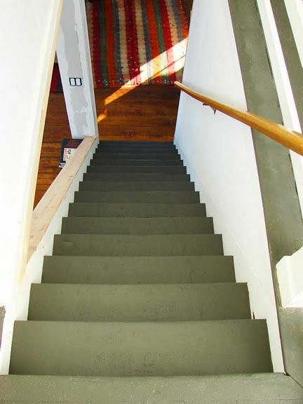 Opening Up A Narrow Enclosed Stairway Is A Great Idea