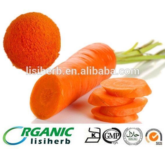 Alibaba beta carotene powder  free sample, min order  1 kg