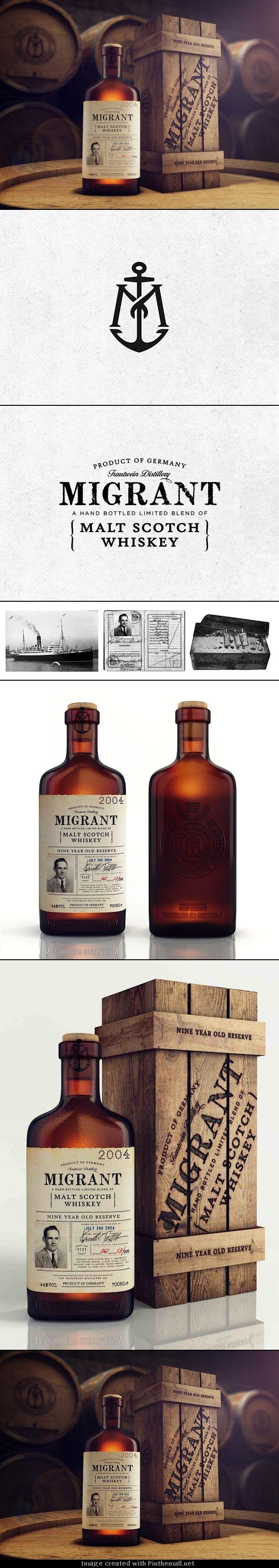 migrant malt scotch whiskey