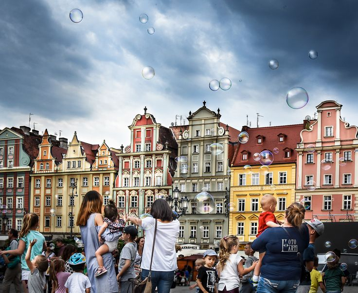 https://www.instagram.com/fotoartwroclaw/ Wrocław - Wroclaw - Poland #fotoartwroclaw #oldtown #rynek #rynekwrocławski #urban #wroclaw