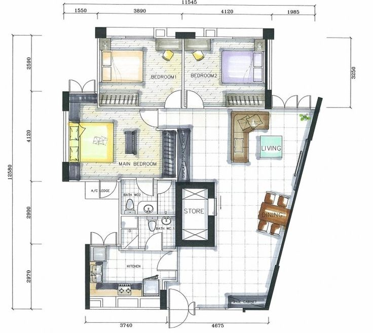 furniture layout plan master bedroom won t be that accurate Photo - living room layout planner