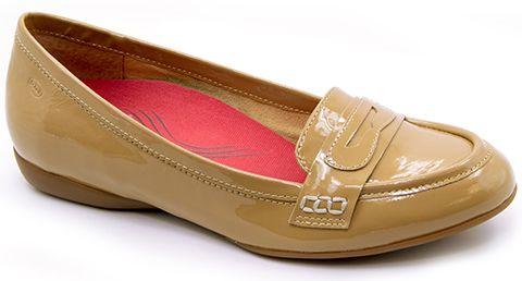 Footwear Pharmacy Women Shoes Meadow Biscuit Patent   Scholl Orthaheel AUSTRALIA