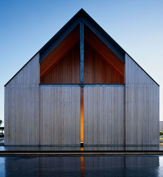 Church of Water and Light. Jeju island. The Best of Contemporary Religious Architecture | Architectural Digest