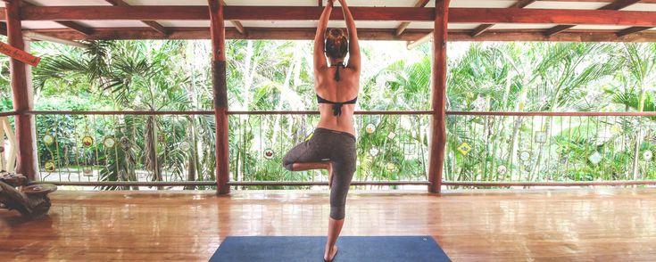 Retraite de Yoga au Costa Rica #costarica #yogaretreat