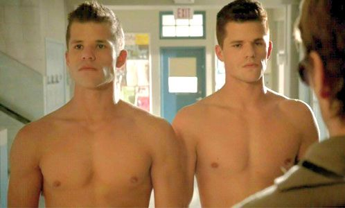 I gemelli Carver in Teen Wolf