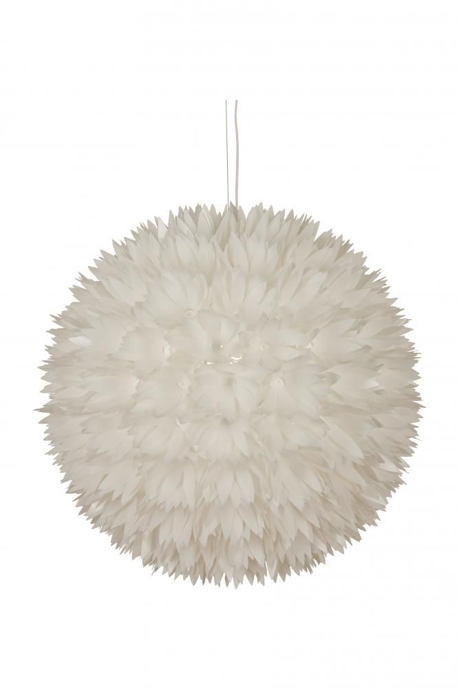 Crocus taklampe Hvit | Lampehuset
