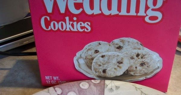 Danish Wedding Cookies - MOCK RECIPE.   First, the disclaimer to keep me from being sued. The above image is not mine. I got it from the ...