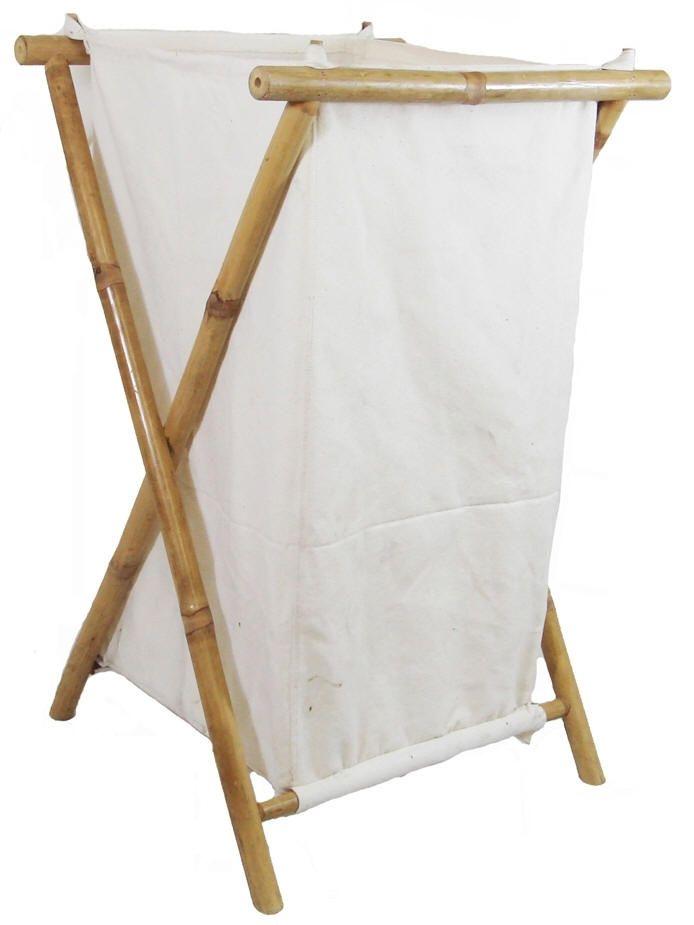 Bamboo Hamper - Tropical Furniture and Displays - Tiki Bars