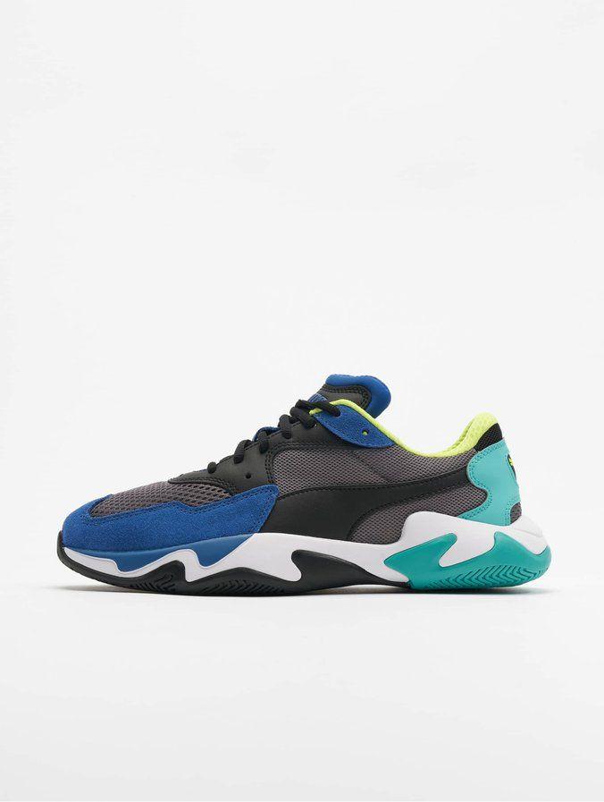 Puma Buty Sneakers Storm Origin Kolor Niebieski 687328 Sneakers Puma Sneakers Puma