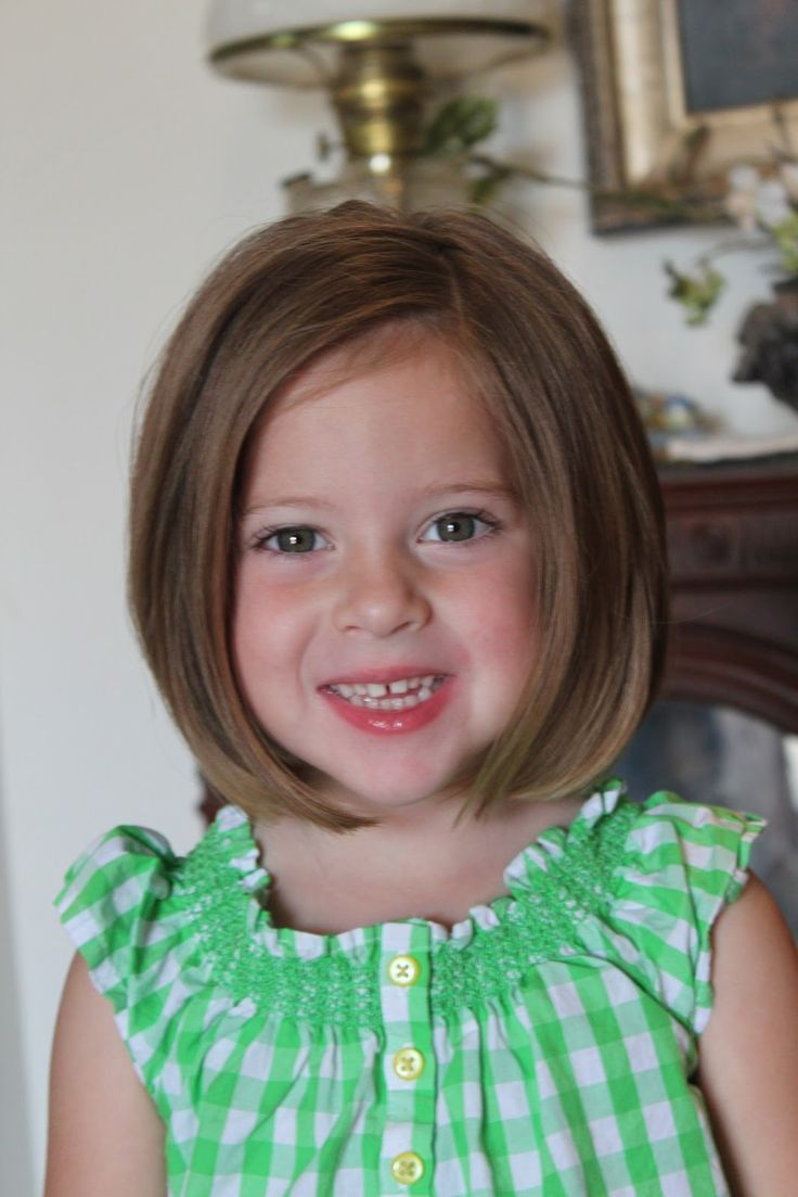 Remarkable 1000 Ideas About Girl Bob Haircuts On Pinterest Little Girl Bob Hairstyles For Women Draintrainus