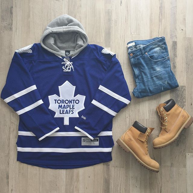 What I'll be wearing to the next game! Tyler will match with his timberlands