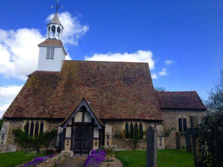 Beautiful church in Essex