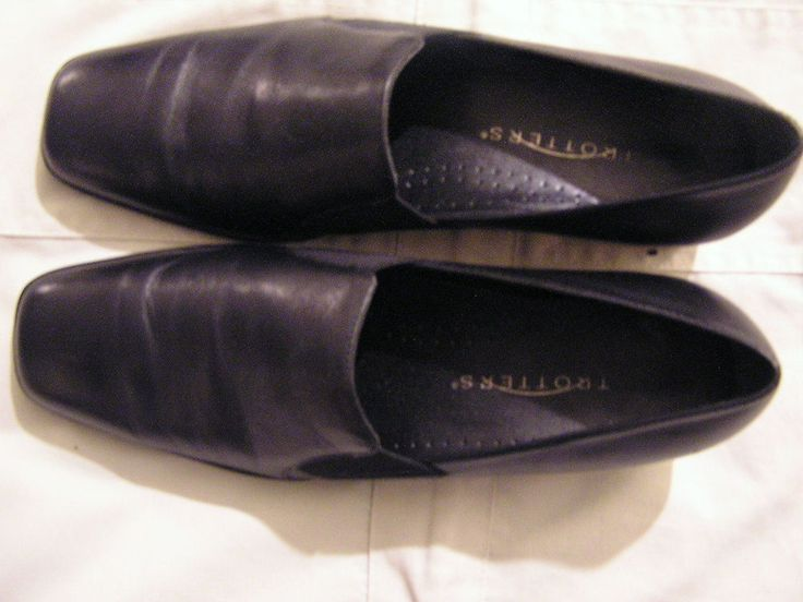 Used Trotter S Womens Leather Shoes