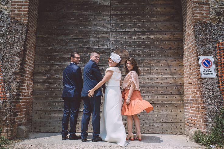 Francesco e Stefania - Italian Wedding in Soave - Vicenza - Valerio Di Domenica Photographer -  www.didopix.it