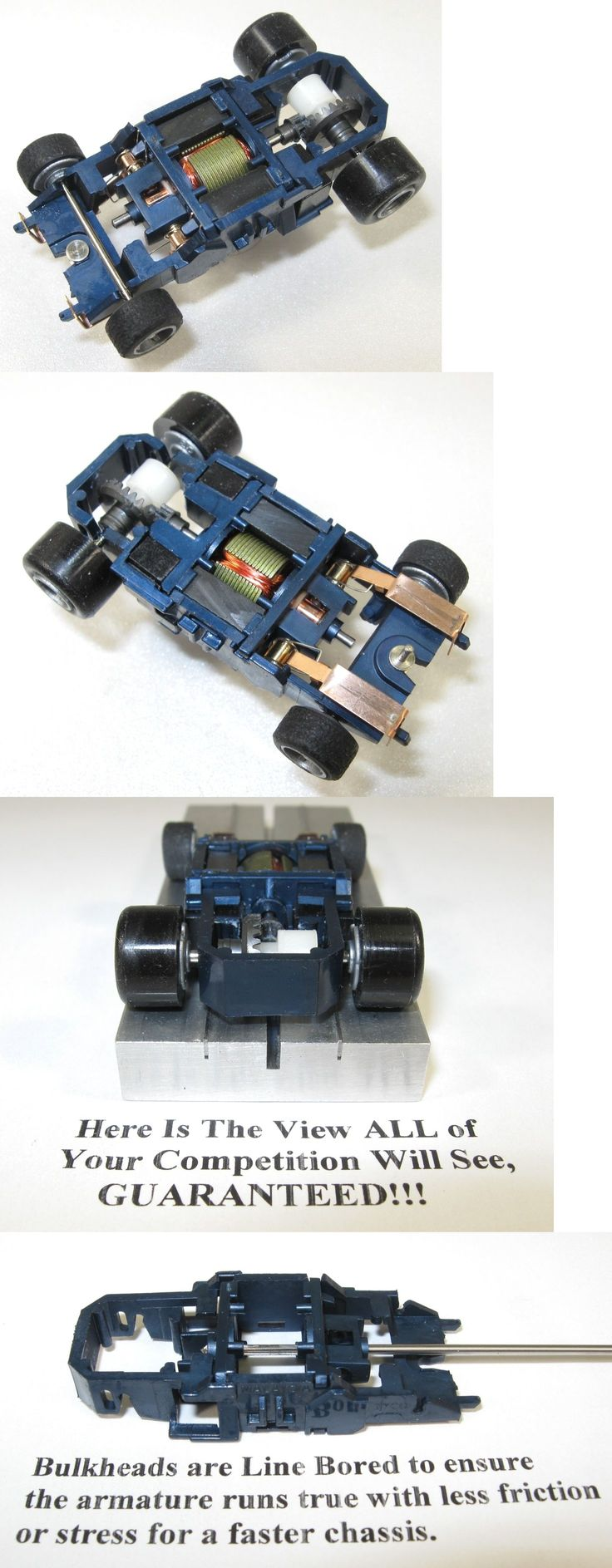1970-Now 2619: Tyco Slot Car - 3.5 Ohm Wicked Fast Phoenix Narrow Blue Pro 8 Polymer Tomy,Bsrt -> BUY IT NOW ONLY: $34.95 on eBay!