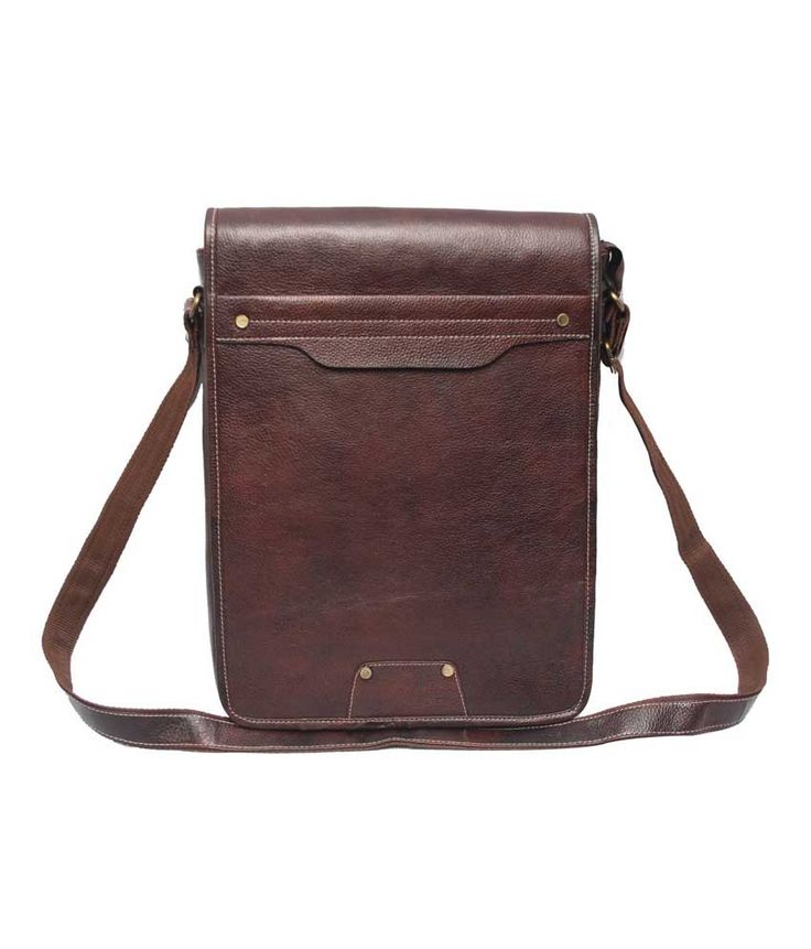 Loved it: Comfort Adjustable Brown Leather 13 inch Laptop Messenger Bags, http://www.snapdeal.com/product/comfort-adjustable-brown-leather-13/45768414