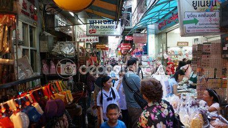 Chinatown Bangkok – Stock Editorial Photo © photostocknatonny #57332909