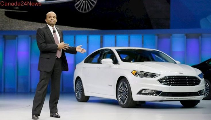 Ford North America president out after inappropriate behaviour