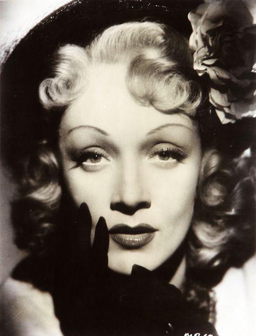 Marlene Dietrich | Marlene Dietrich tout simplement...