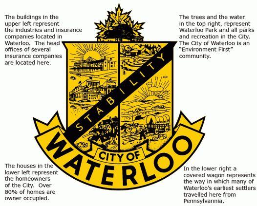 City of Waterloo - Crest