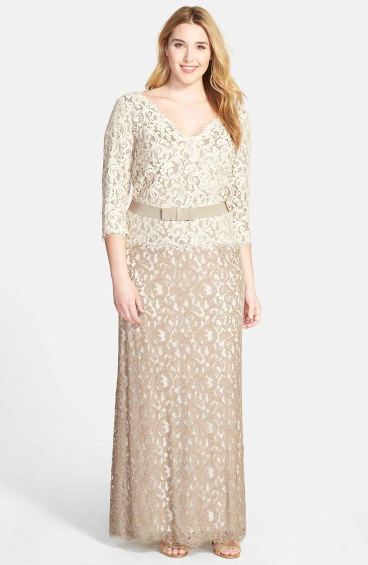 Ropa para gorditas | Vestidos largos para gorditas