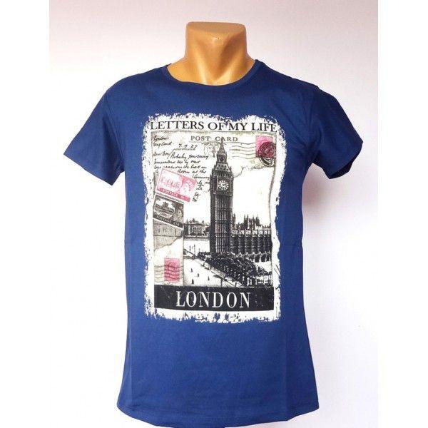 Брендовые мужские футболки (Турция) - №1305
