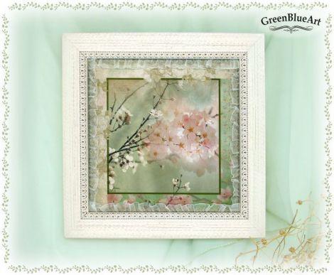 Tablou decorativ - Flori de cires