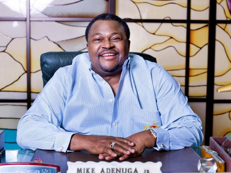Mike Adenuga is the 6th richest African. He is a great entrepreneur who started from next to nothing. He used to be a taxi driver but now owns many large businesses in africa.