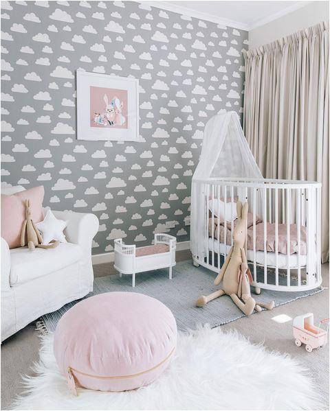 Chambre pour bébé – design chambre pour bébé – lit barreau
