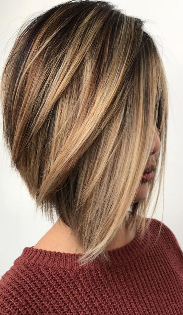 15 Gorgeous Inverted Bob Haircuts 2019 Hair Styles Inverted Bob Hairstyles Medium Bob Haircut