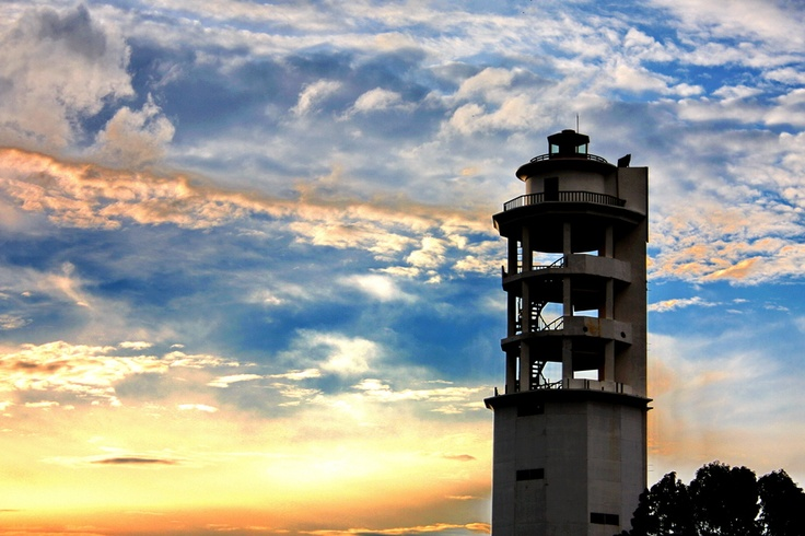lighthouse - manado by Jonathan Mokalu, via 500px