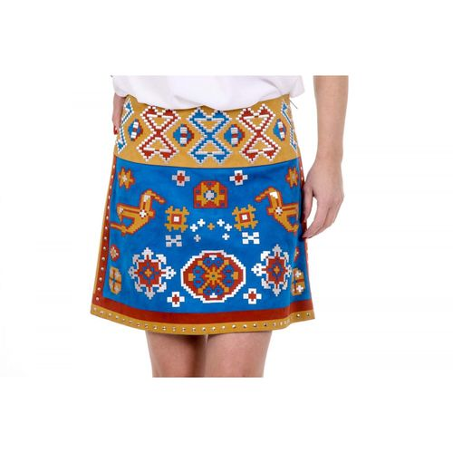 Valentino Womens Skirt KB3NI01C2DU M12