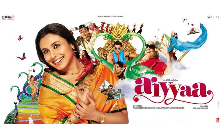 #aiyyaa -liked the weird humour & sarcasm..Disliked the vulgar music videos which seemed out of place..the climax wasn't so good either