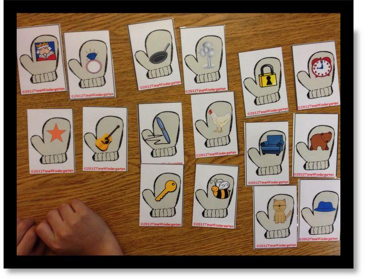 Rhyming kindergarten
