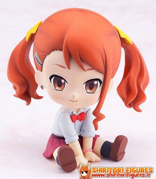 Ano Hi Mita Hana no Namae o Bokutachi wa Mada Shiranai PVC Petanko Mini Statue Naruko Anjou 7 cm