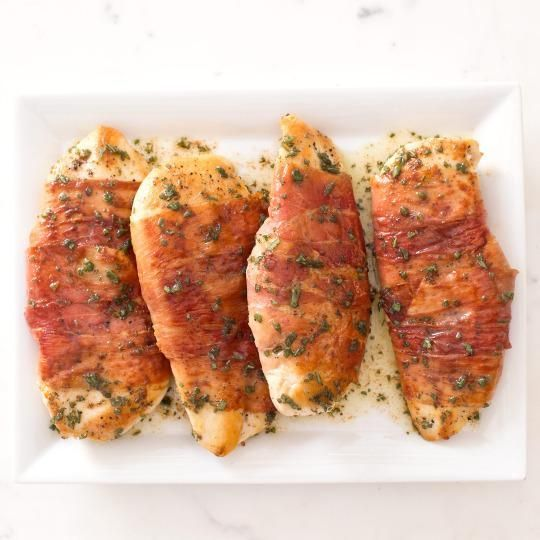 The Simplest Prosciutto-Wrapped Chicken with sage Recipe atk 6 ingredient