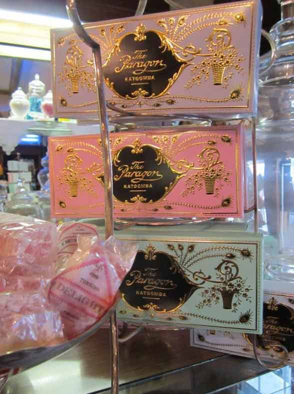 Paragon chocolates. Let us tell you again about the tour of the famous Paragon Restaurant as part of Summer Harvest 2014: http://katoombawaltz.com.au/local-links/summer-harvest-festival