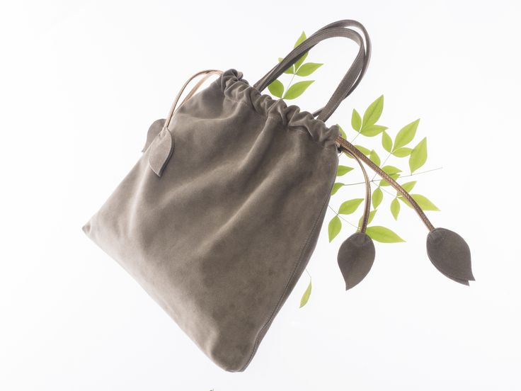 Persephone shoulder bag New Leaves collection by HappyM