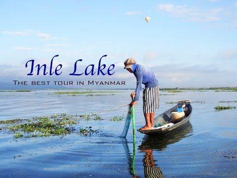 Inle Lake Tour in Myanmar | GoPro Travel Vlog | The Married Wanderers explore Inle Lake