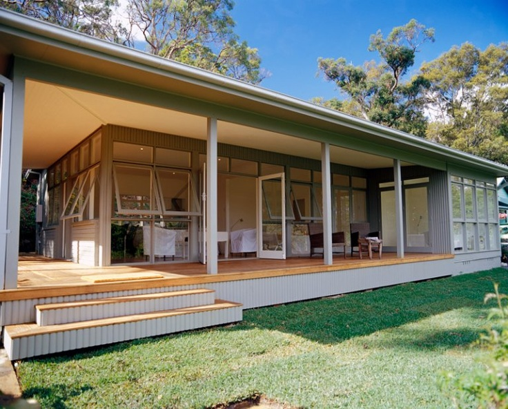 280 best images about metal homes on pinterest metal for Homes with verandahs all around