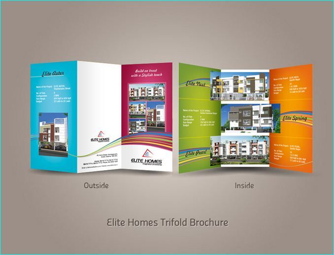 Best Collection Of Real Estate Brochure Designs Images On