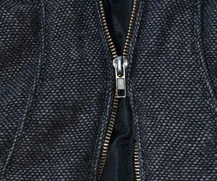 This is a easy way to fix a zipper without replace it. Is really fast too. It work when the zipper pull can't close the zipper together anymore. I don...