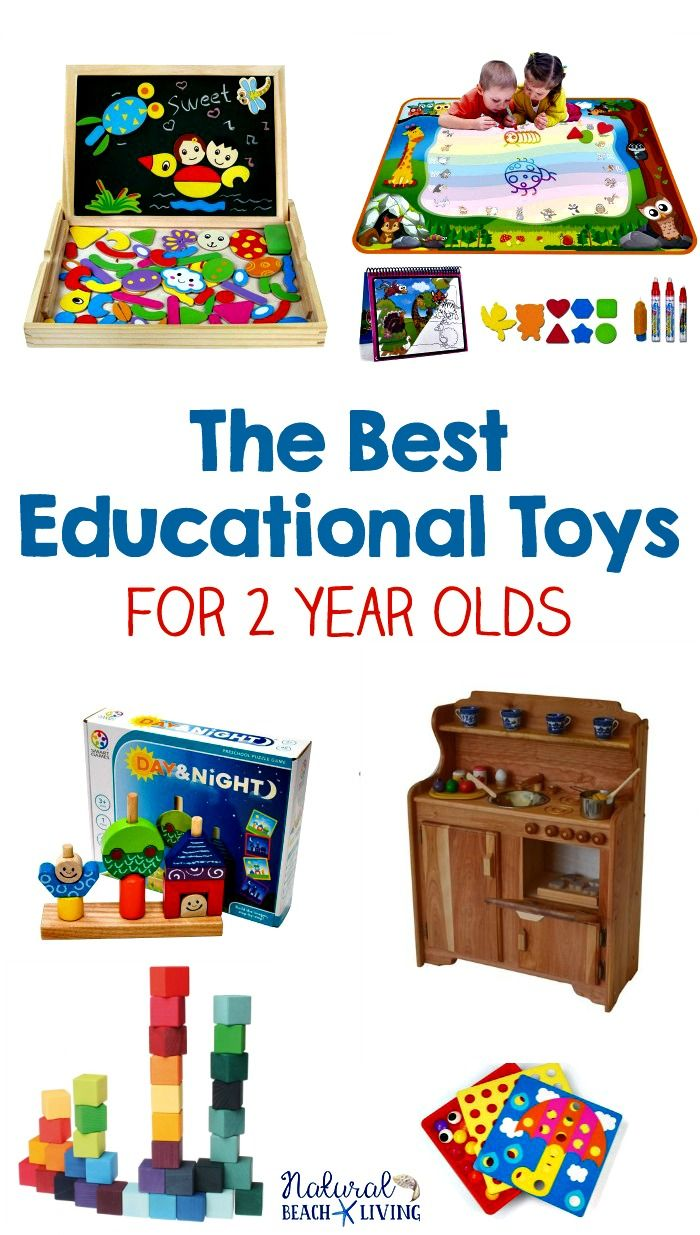 32 Educational Toys For 2 Year Olds Natural Beach Living Best Educational Toys Educational Toys For Toddlers Toddler Toys