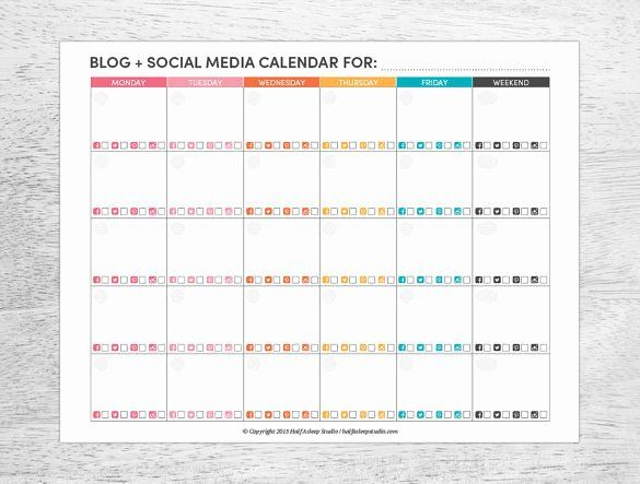 Social Media Posting Schedule Template Awesome 7 Social Media Schedule Temp Social Media Calendar Template Content Calendar Template Instagram Content Calendar