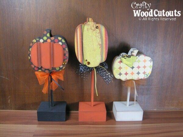 Rustic Wood Crafts